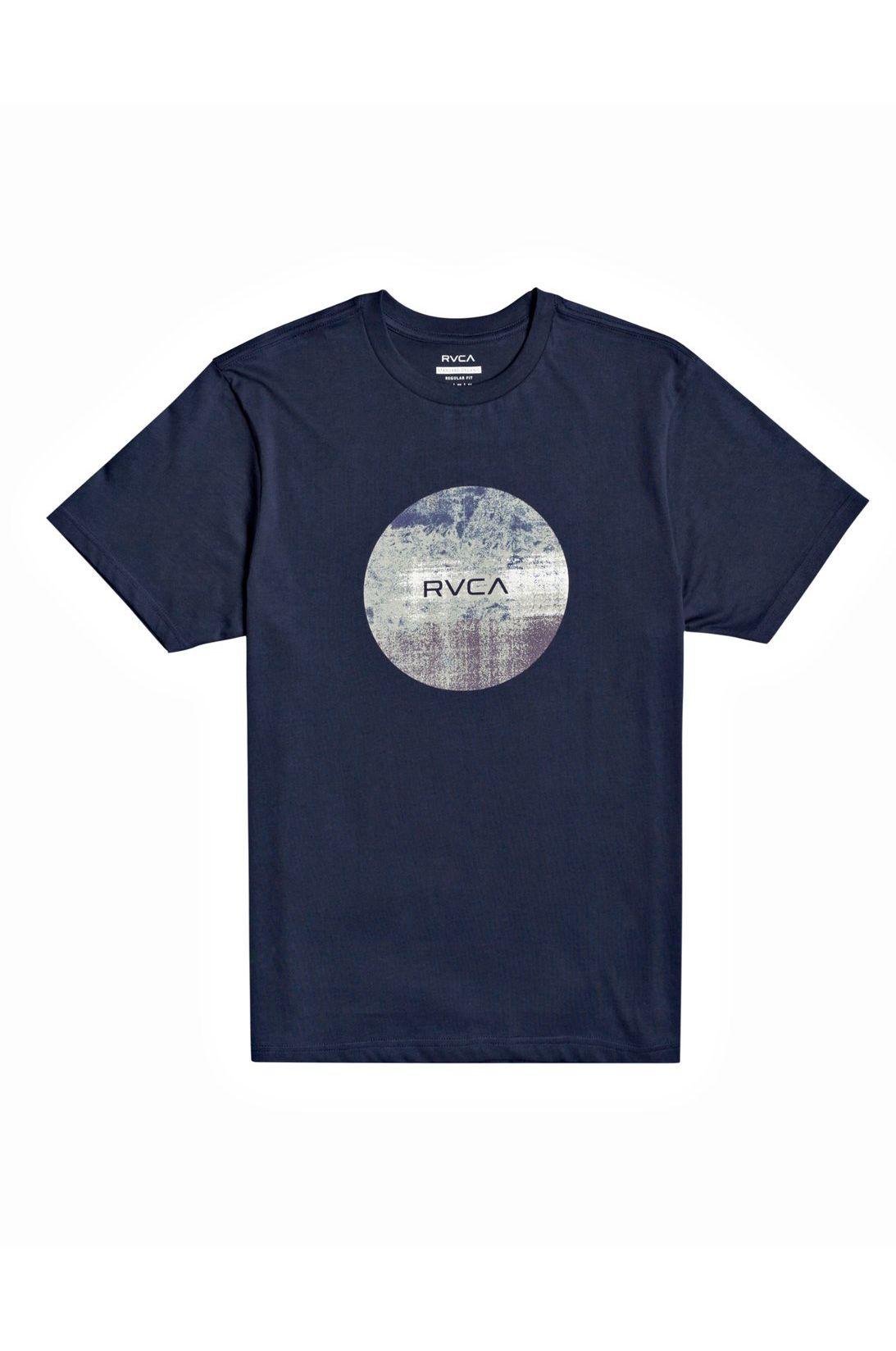 T-Shirt RVCA MOTORS Moody Blue