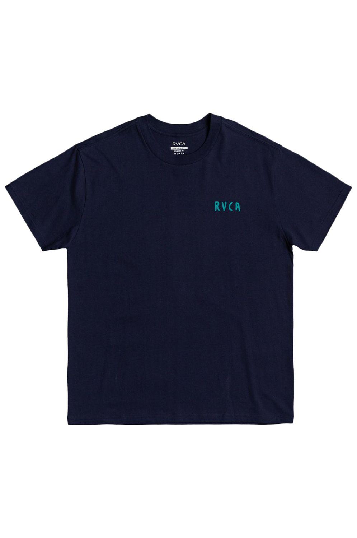 T-Shirt RVCA SB TAROT SS Moody Blue
