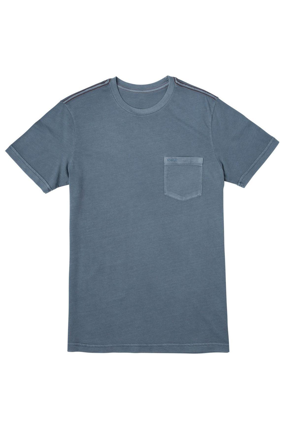 T-Shirt RVCA PTC 2 PIGMENT SS Balsam Green