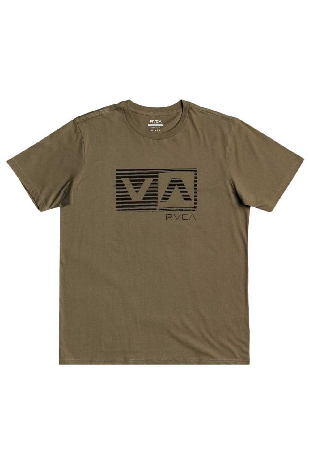 T-Shirt RVCA BALANCE BOX Cactus