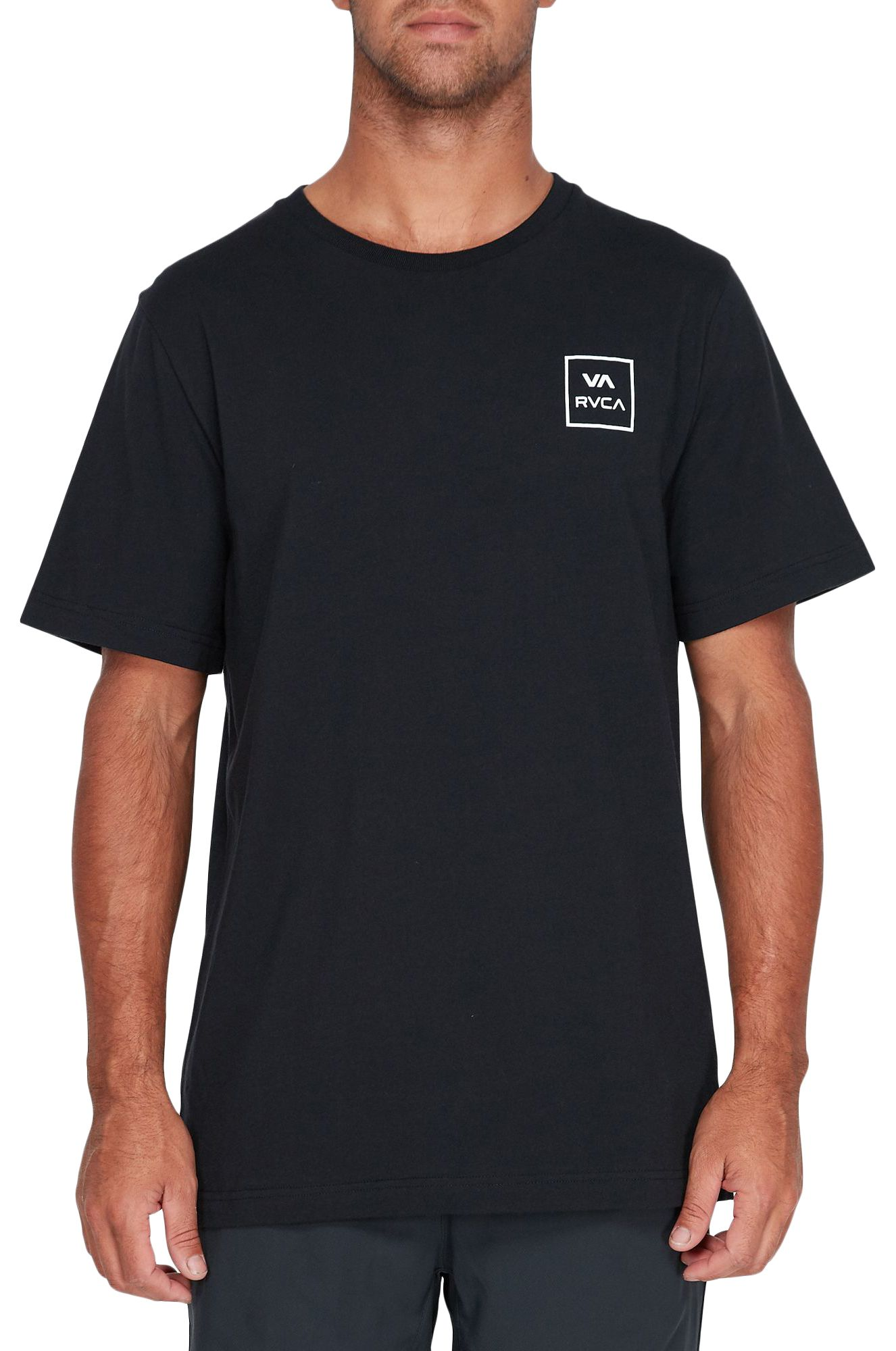 T-Shirt RVCA VA ALL THE WAYS SS T Black