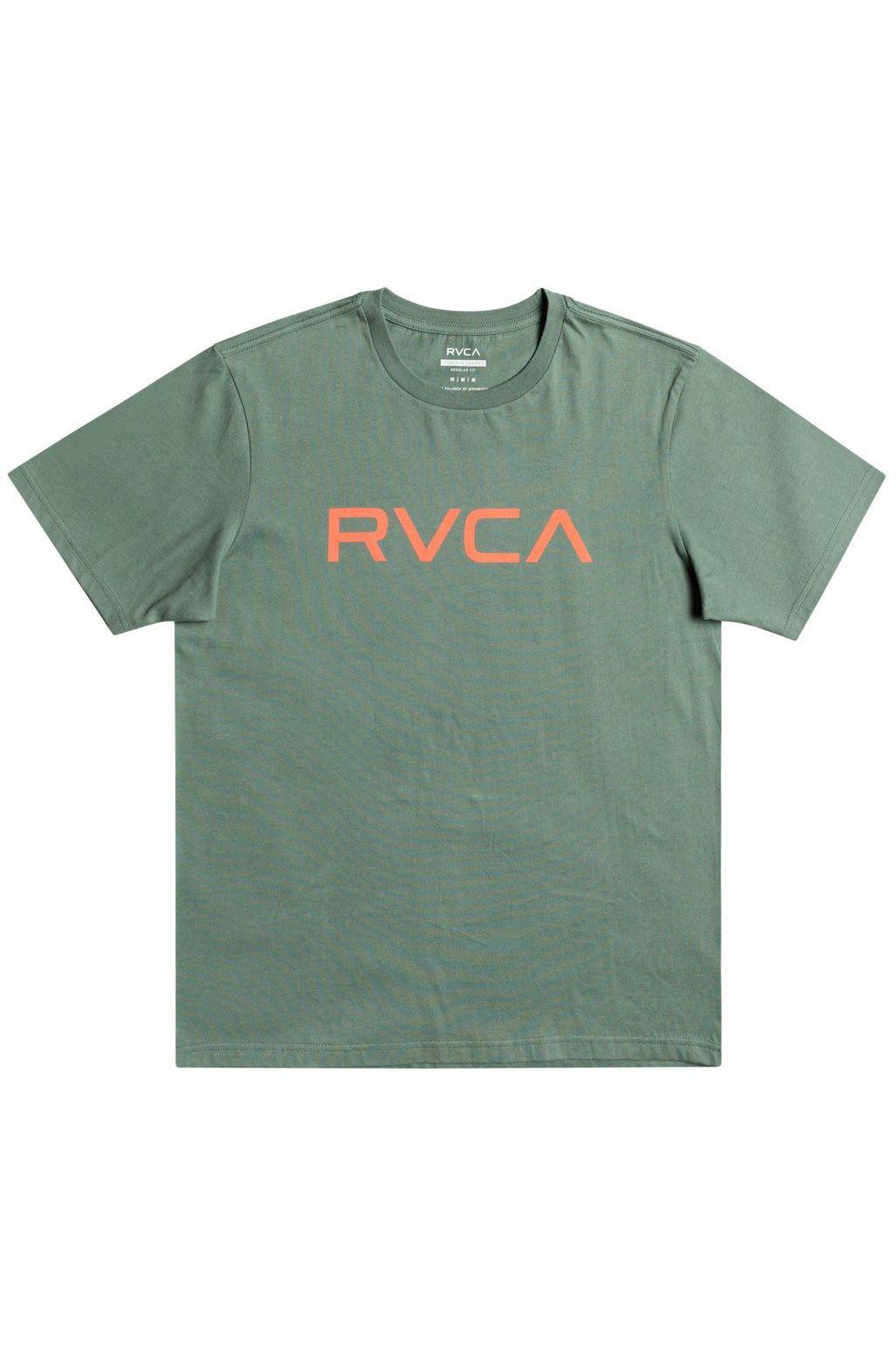 RVCA T-Shirt BIG RVCA SS Balsam Green
