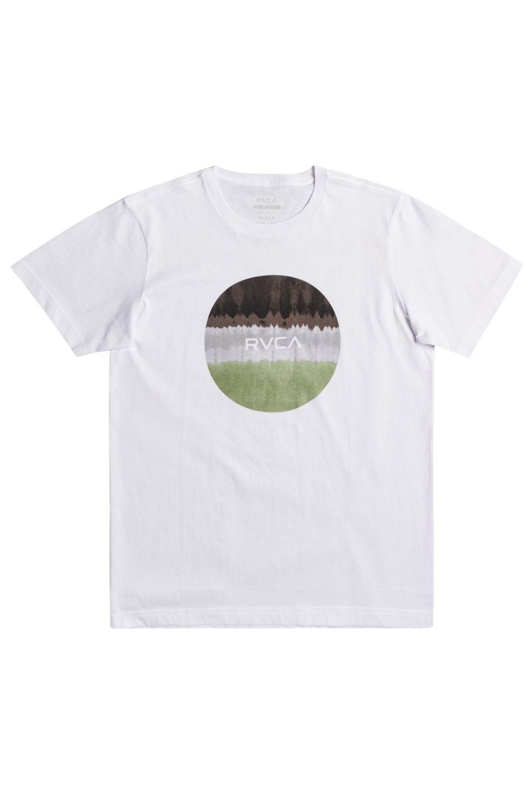 RVCA T-Shirt MOTORS White