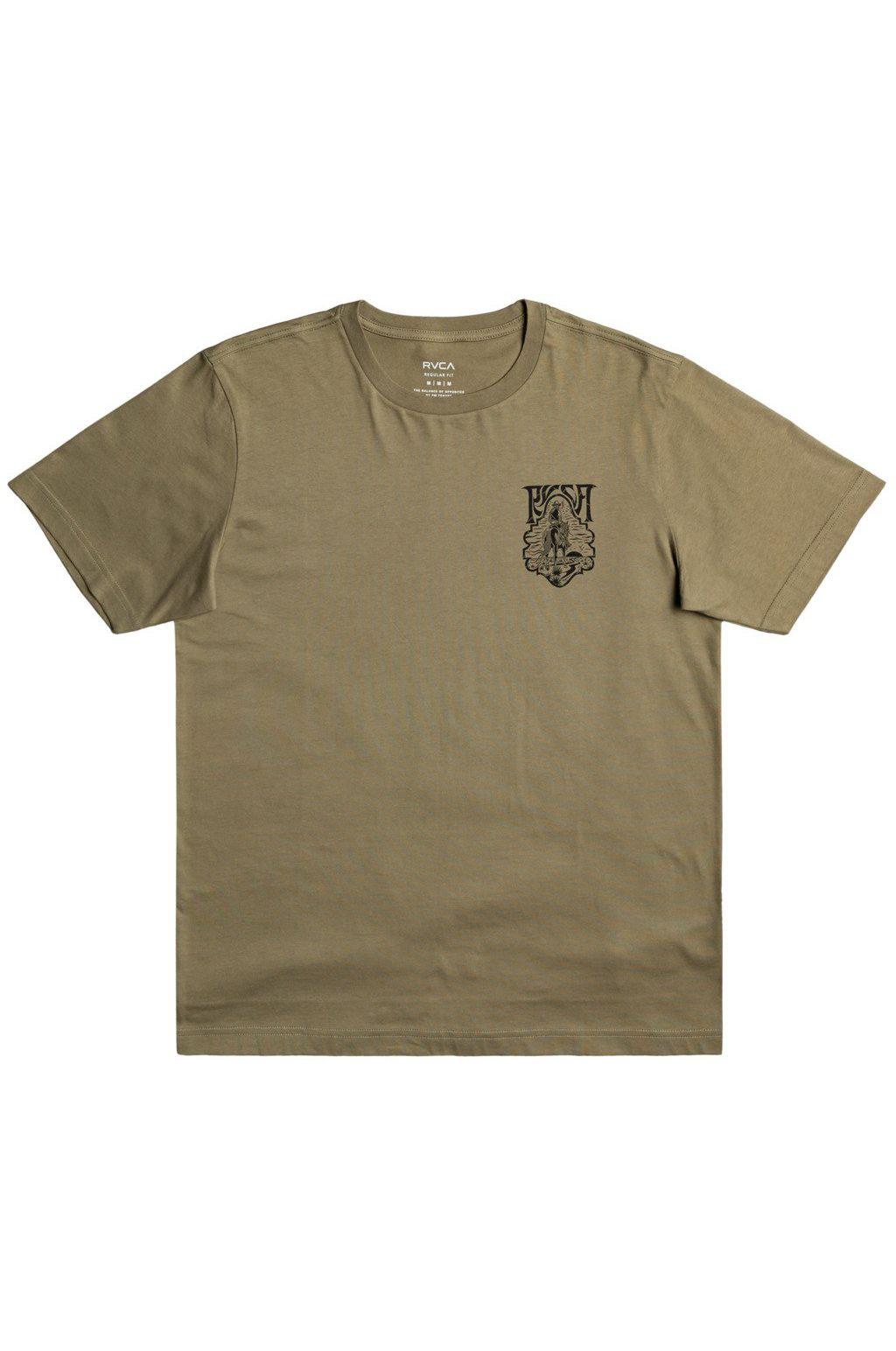 RVCA T-Shirt RANGER ALEX MATUS Cactus