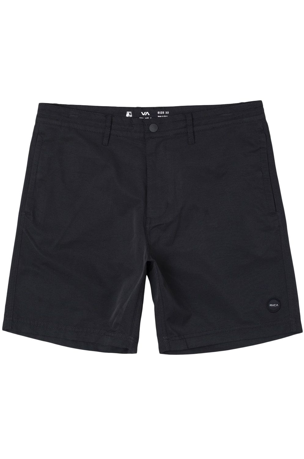 RVCA HydroWalkShorts CLIFFS Black