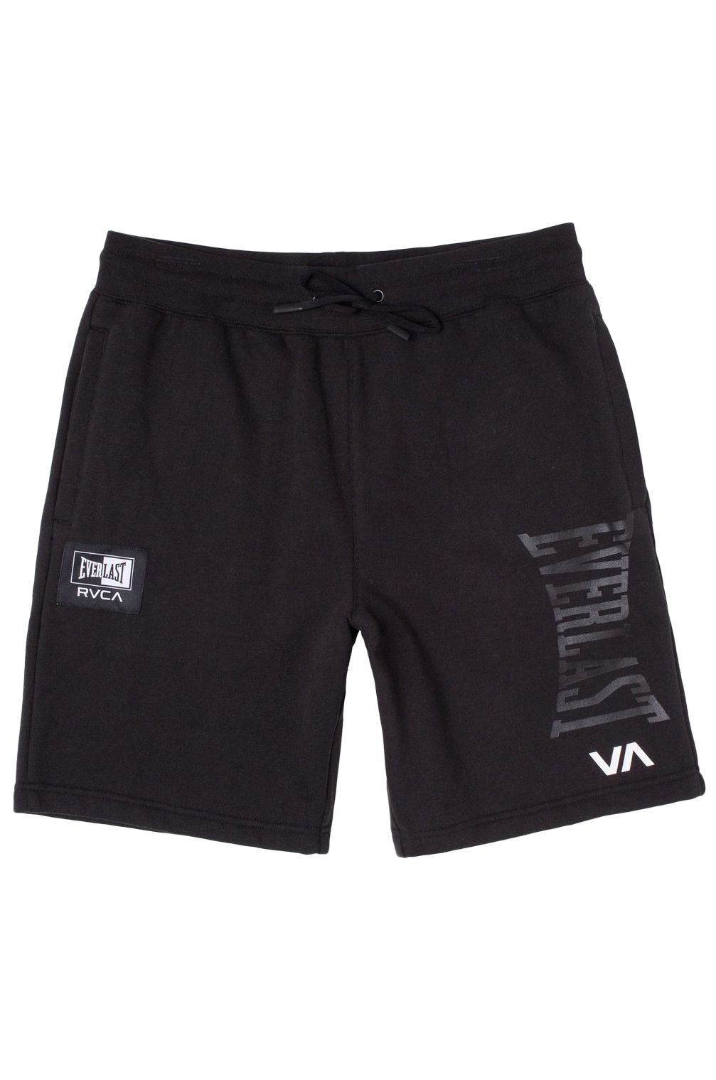 RVCA Walkshorts EVERLAST FLEECE SHOR Black