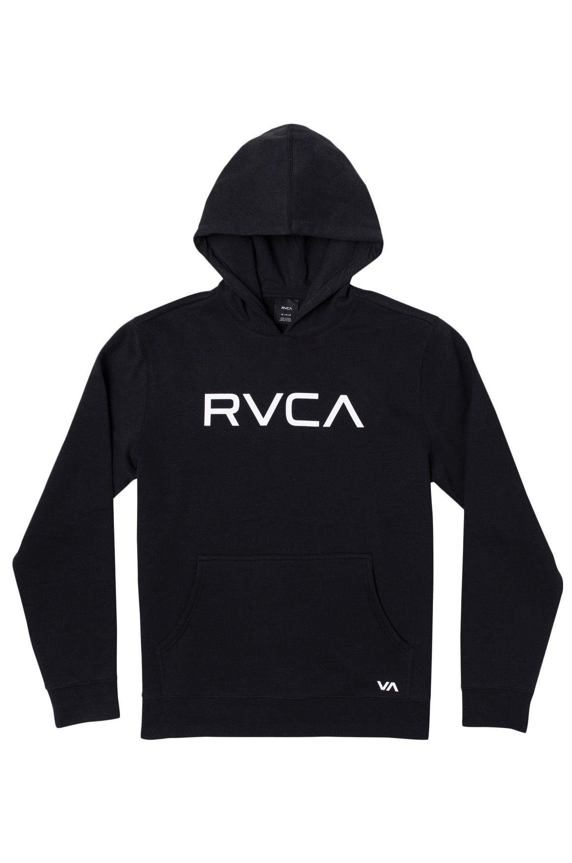 Sweat Capuz RVCA BIG RVCA Black