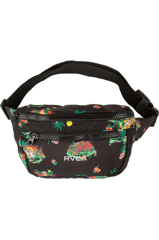 RVCA Waist Bag MEL G BUM MELISSA GRISANCICH Black