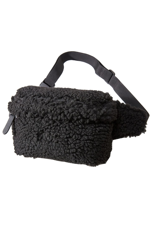 Bolsa Cintura RVCA RECRUITED BUM BAG Black