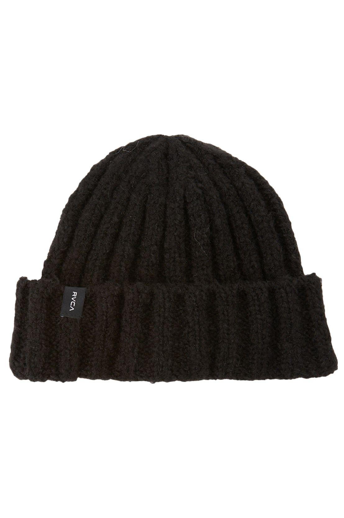 Gorro RVCA WARM EYES BEANIE True Black