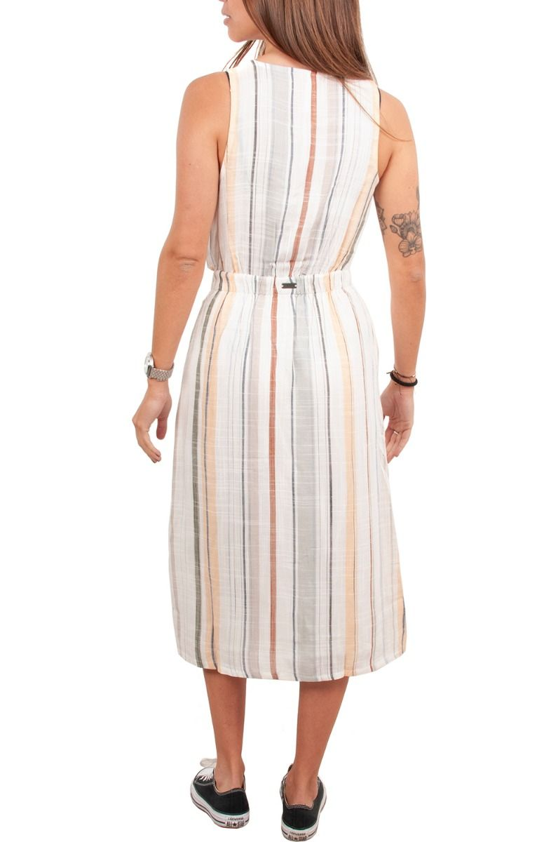 Vestido RVCA ARIZONA Whisper White