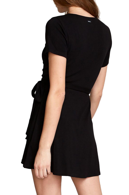 Vestido RVCA SLATER Black
