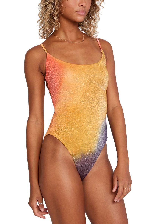 RVCA Swimsuit TRIPPY DANA CHEEKY O DANA TRIPPE Multi