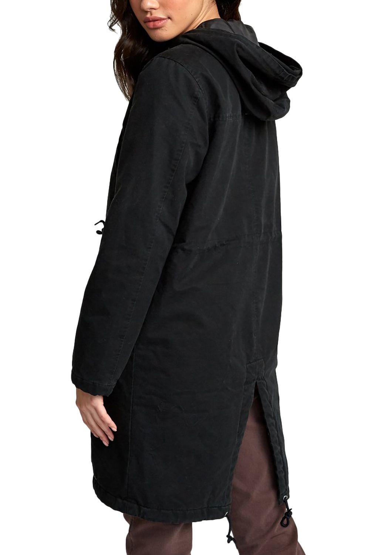Blusão RVCA MANAGED Black