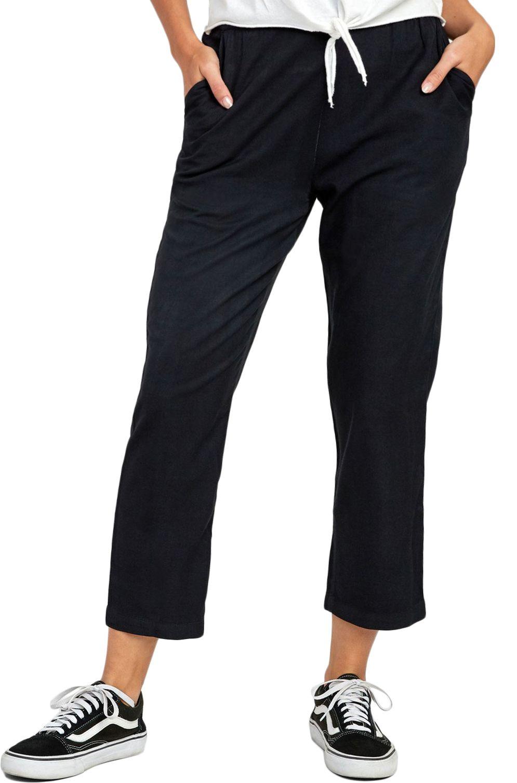 RVCA Pants MANILA Black