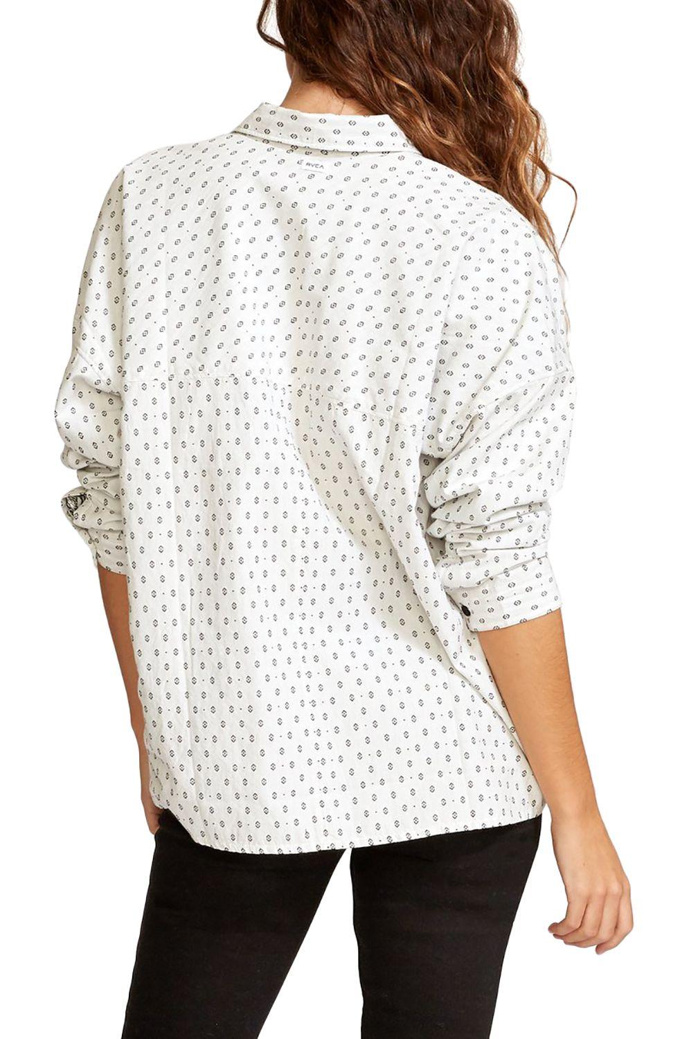 Camisa RVCA HERA White