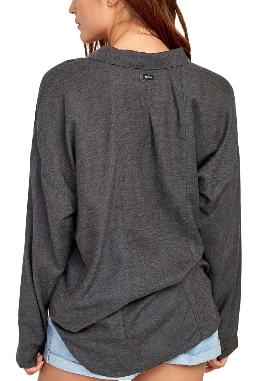Camisa RVCA HABIT Black