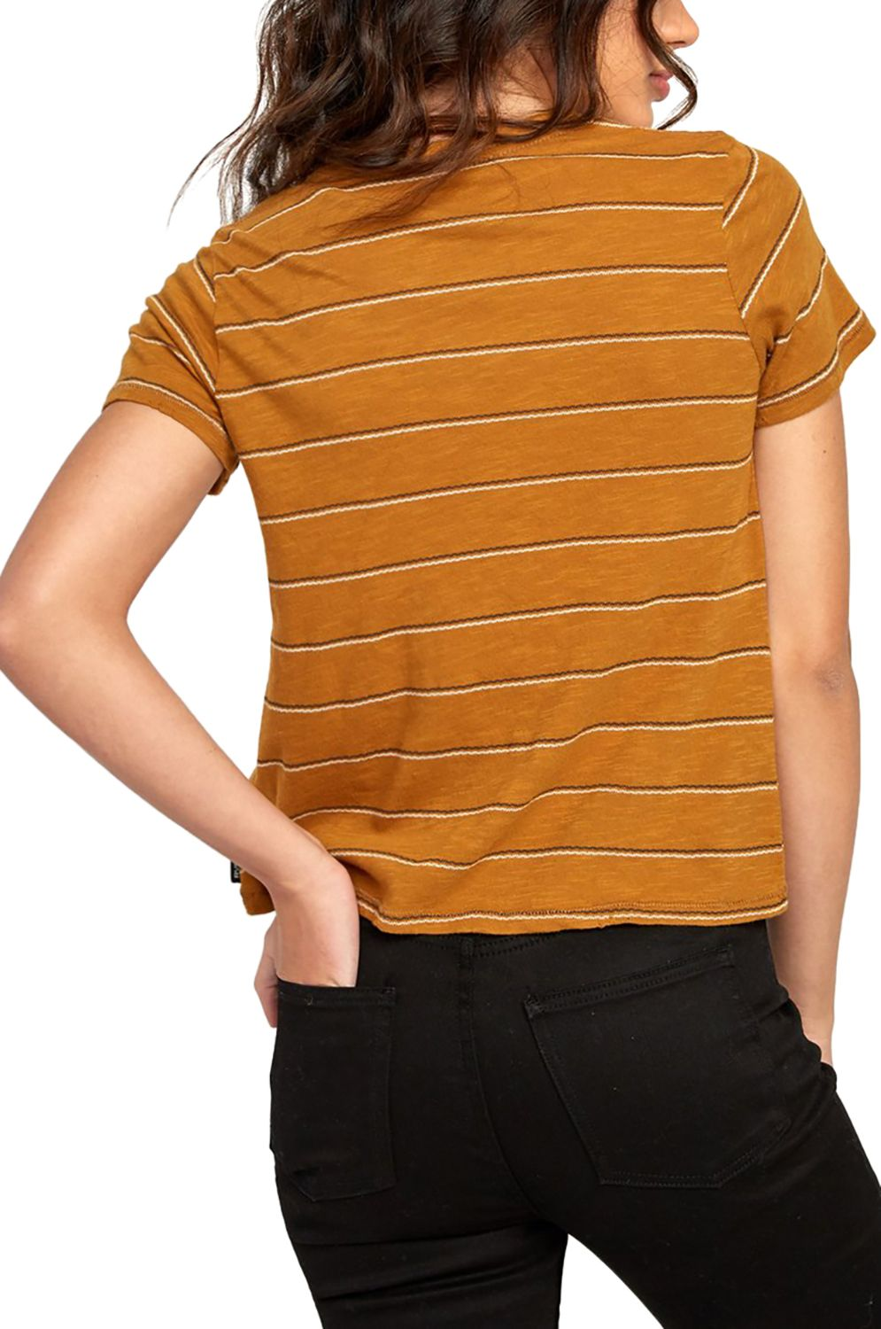 Top RVCA SIRENS Cathay Spice