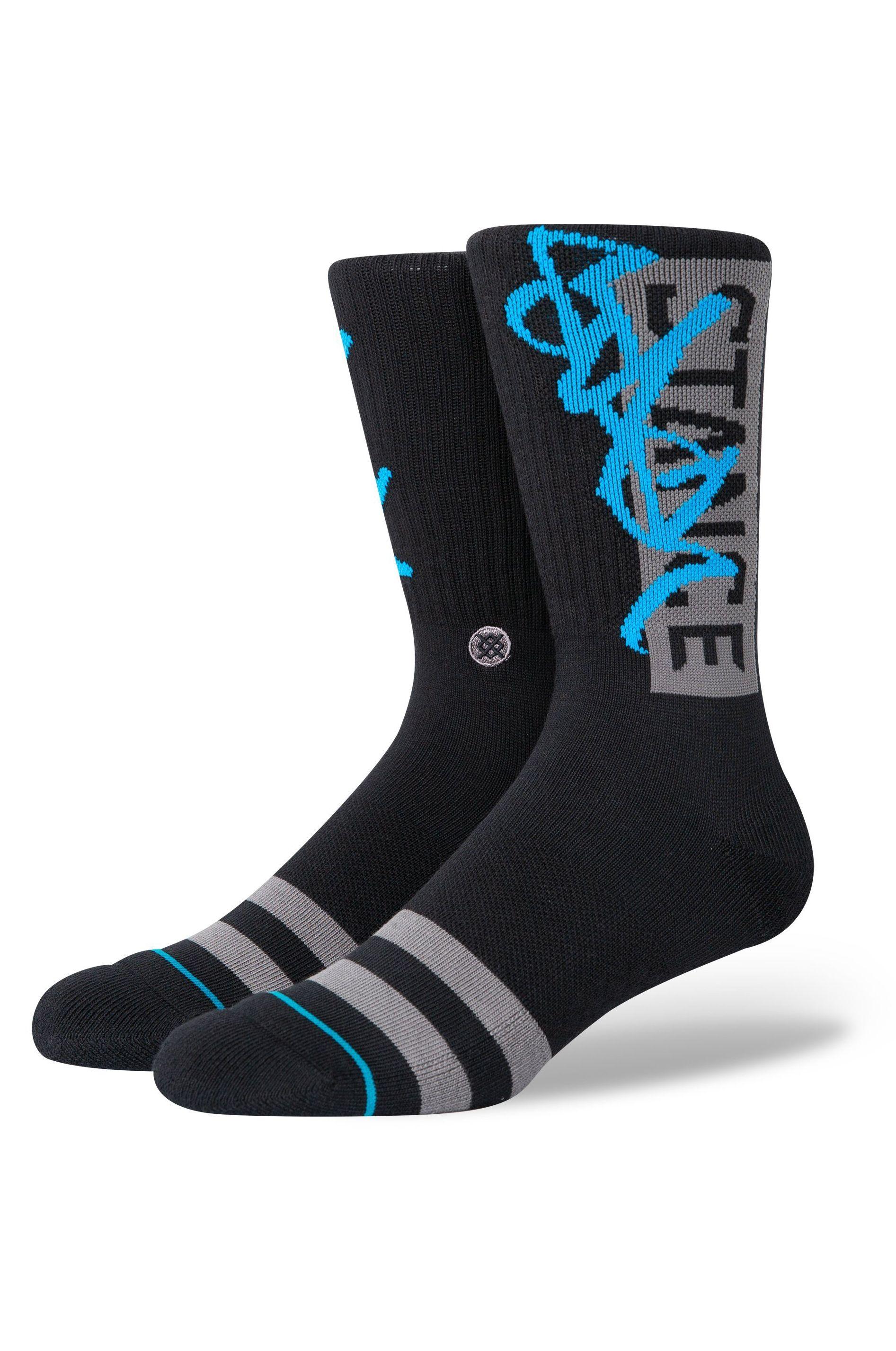 Stance Socks STASH OG Black