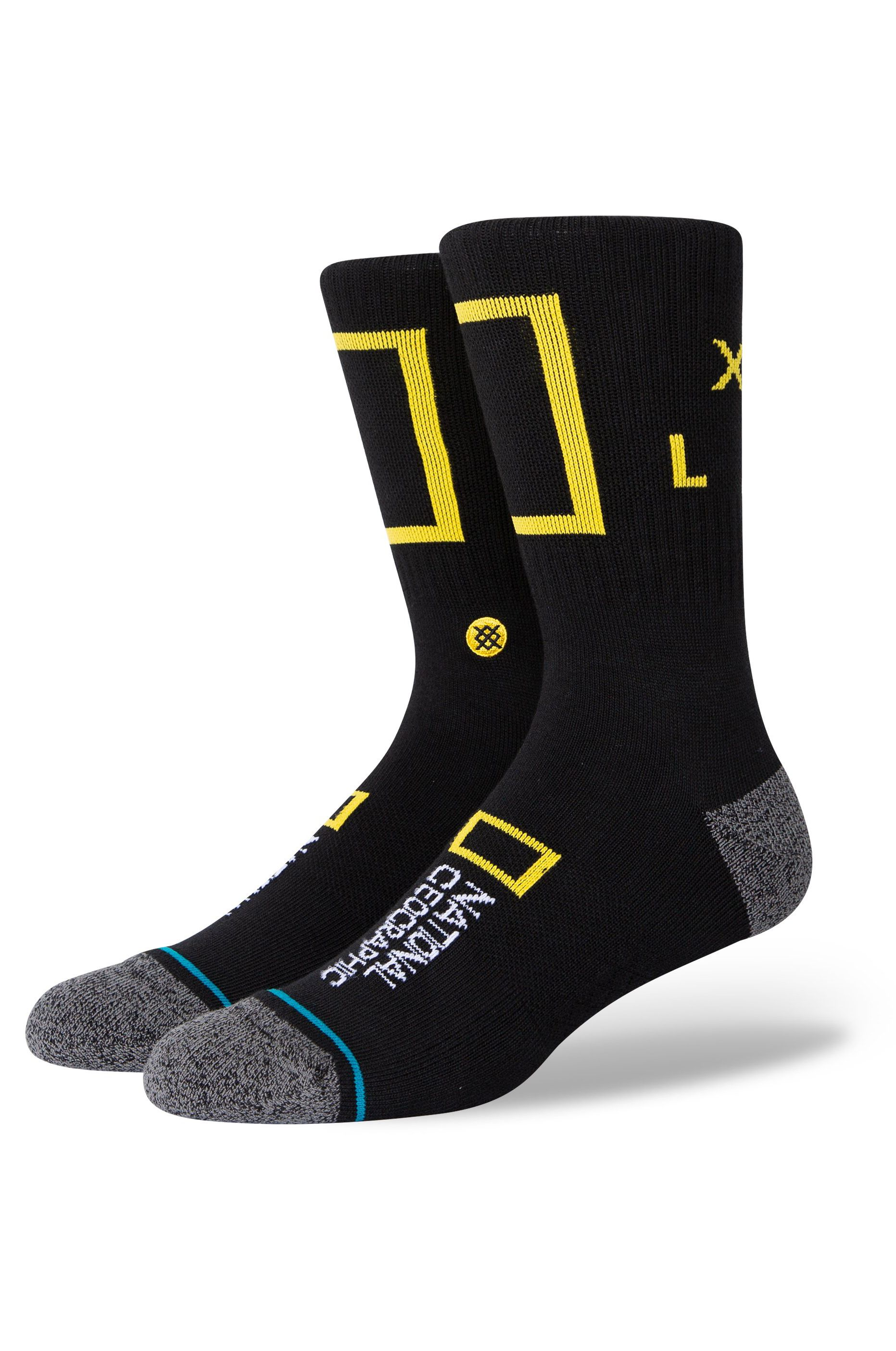 Stance Socks EXPLORE ARROW Black
