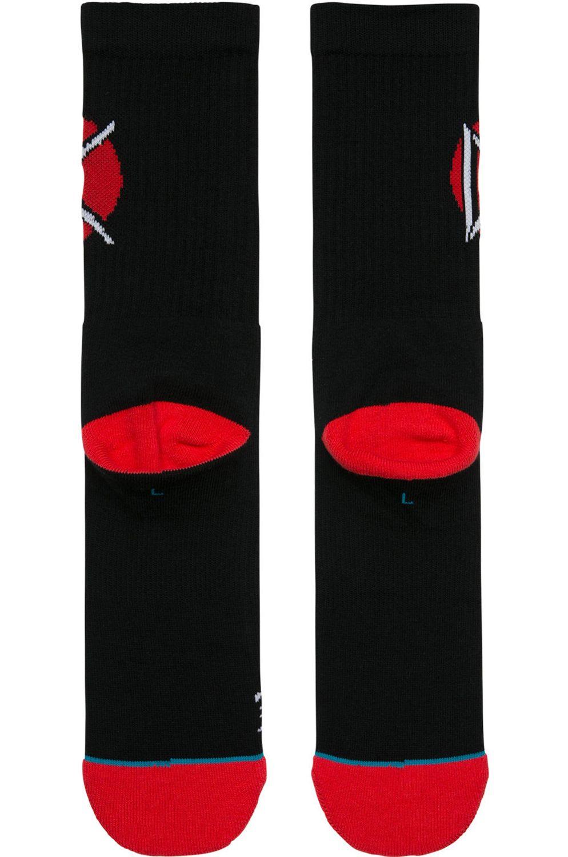 Stance Socks DEAD KENNEDYS Black