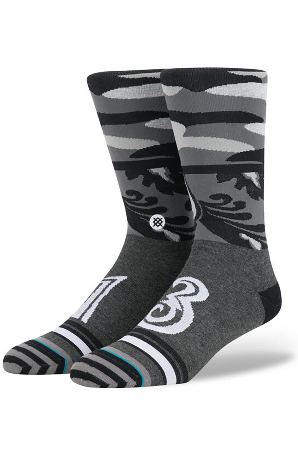 Stance Socks CAMO MIX JH Grey