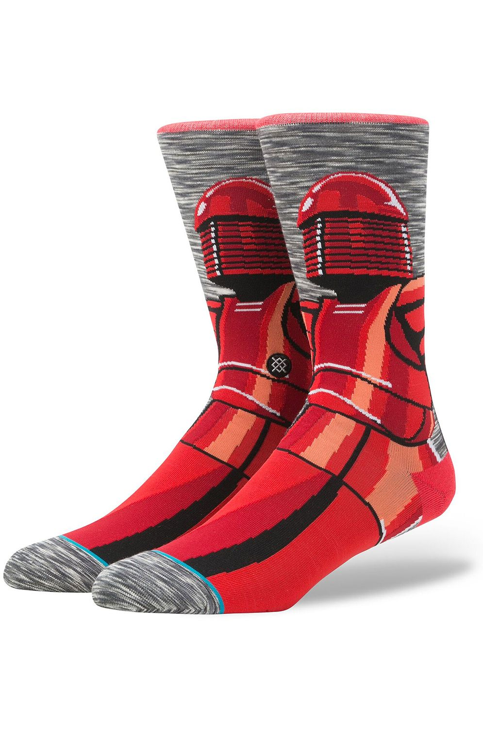 Stance Socks RED GUARD Grey