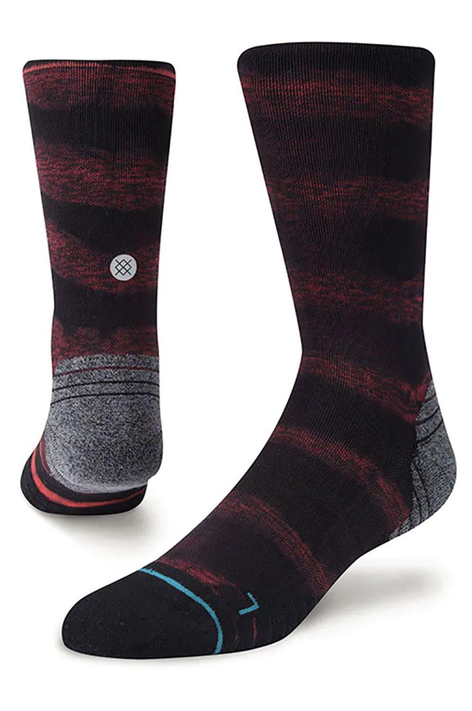 Stance Socks MOMENTUM Red