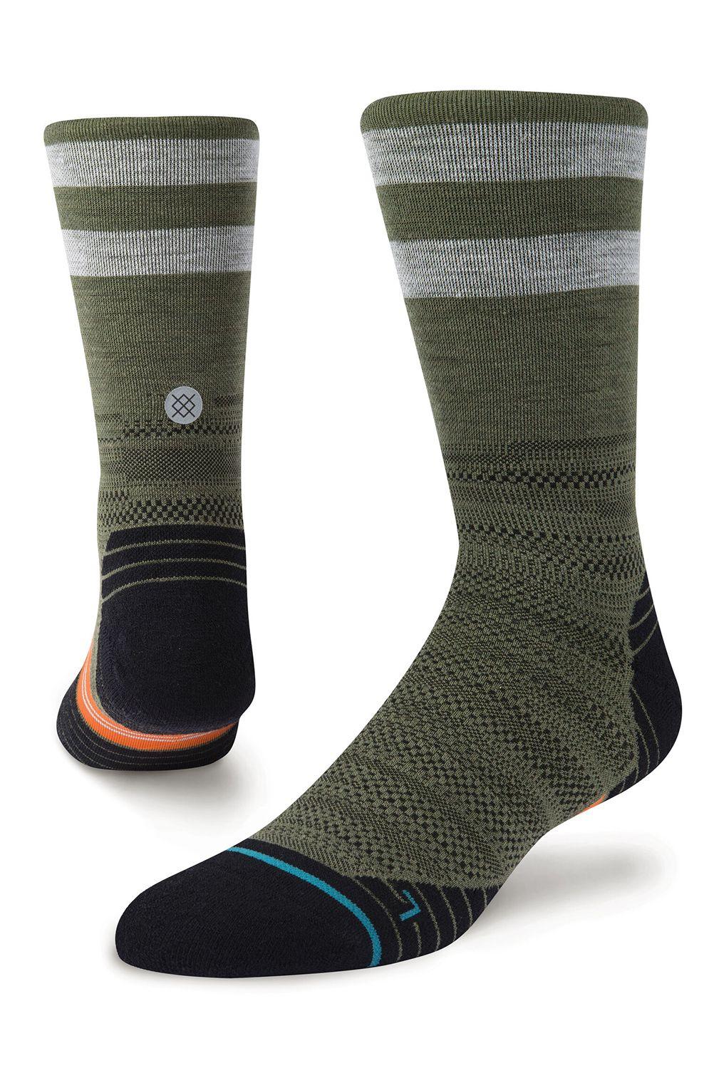 Stance Socks CUDI CREW Olive