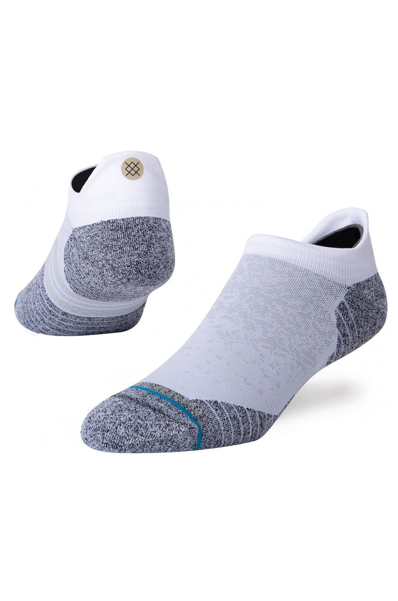 Stance Socks RUN LIGHT TAB ST White