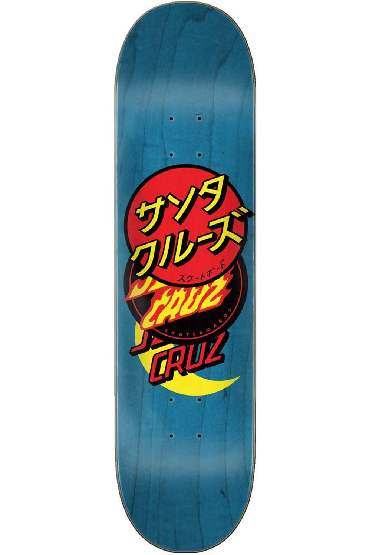 "Santa Cruz Skate Board GROUP DOT HARD ROCK MAPLE 8.125"" X 31.7"" Assorted"