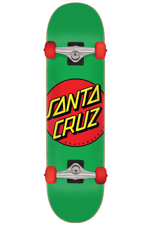 """Street Skate Santa Cruz 7.8"""" CLASSIC DOT Multi"""