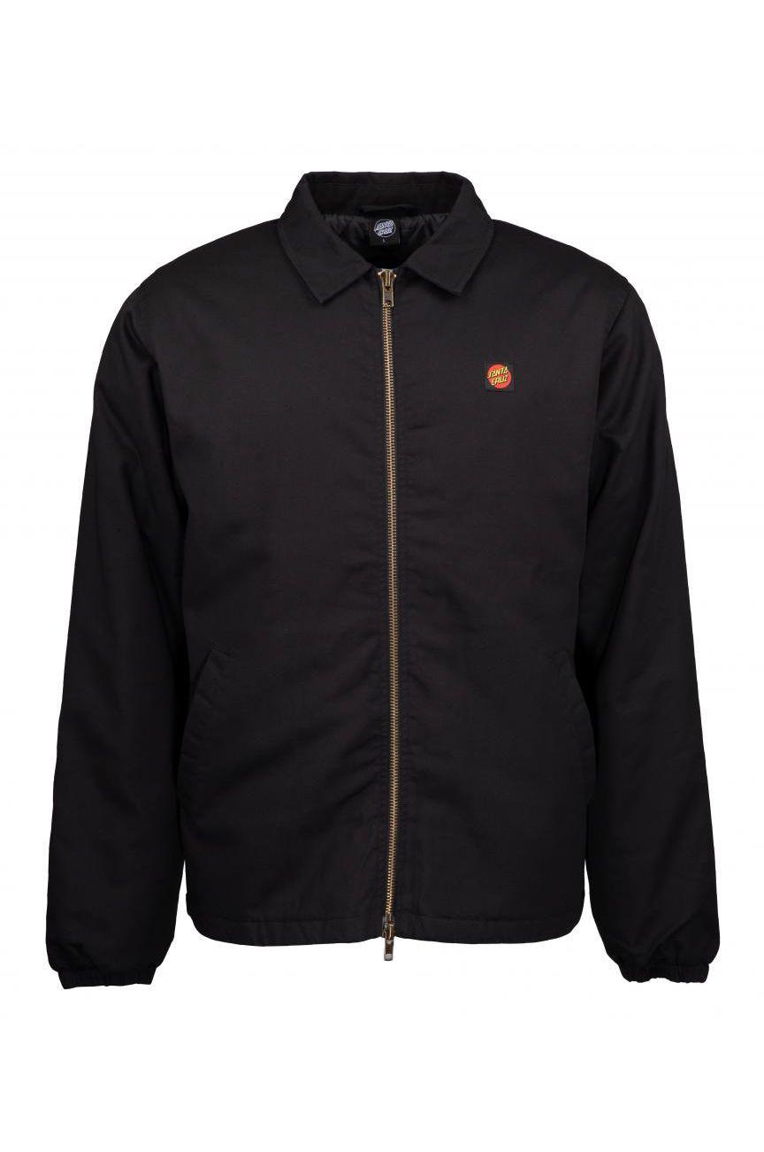 Santa Cruz Jacket ENCORE JACKET Black