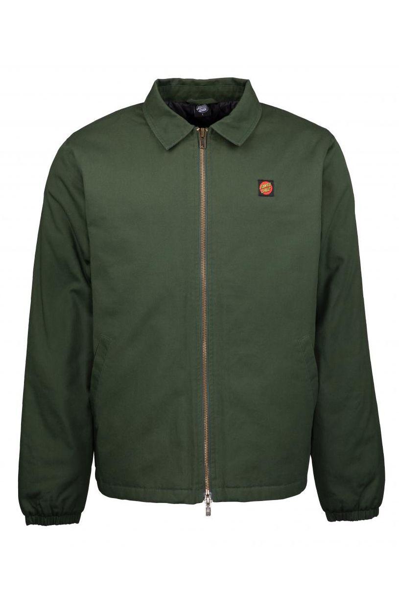 Santa Cruz Jacket ENCORE JACKET Dark Olive