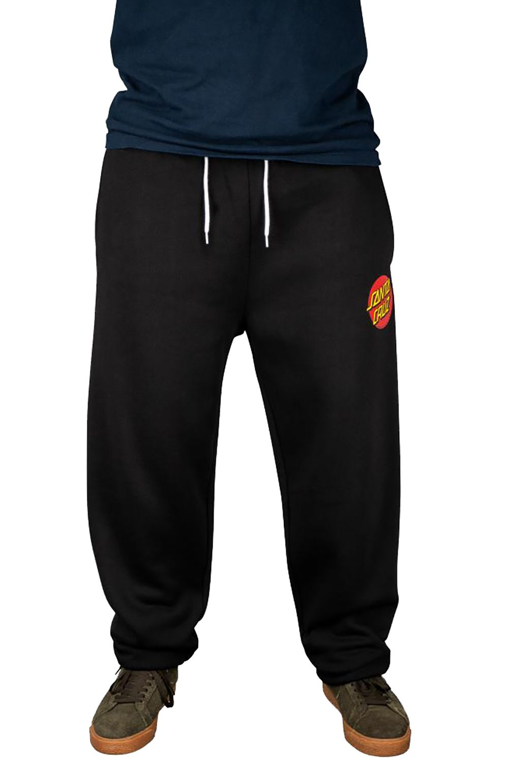 Santa Cruz Pants CLASSIC DOT SWEATPANT Black