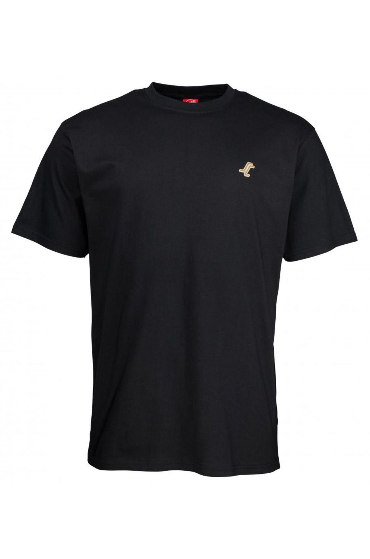 Santa Cruz T-Shirt MISSING DOT Black
