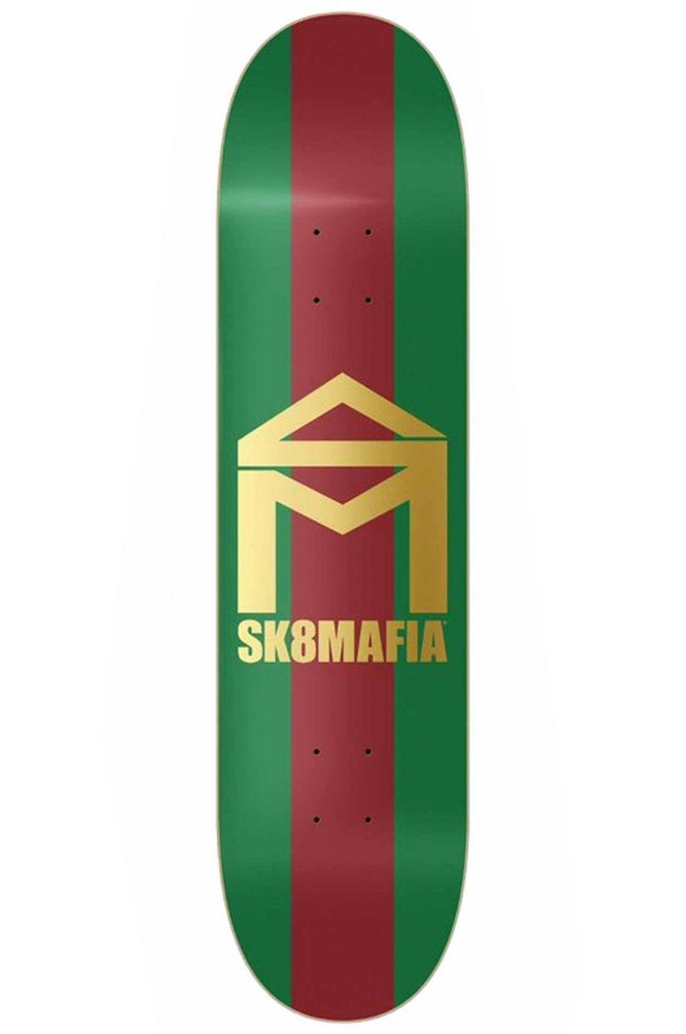 """Tabua Sk8Mafia 8.25"""" X 32"""" HOUSE LOGO GG Assorted"""