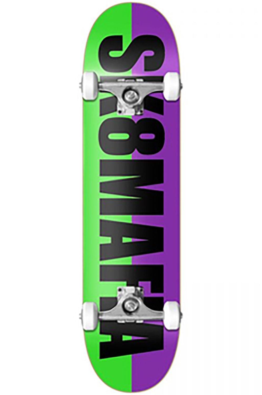 Street Skate Sk8Mafia OG LOGO SPLIT BLACK 8