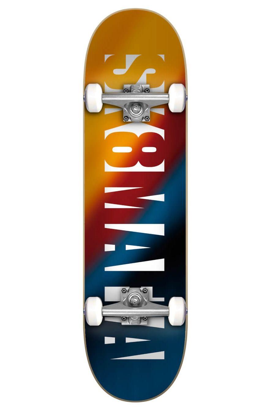 """Street Skate Sk8Mafia OG LOGO BLUR 8.0""""X31.85"""" Assorted"""