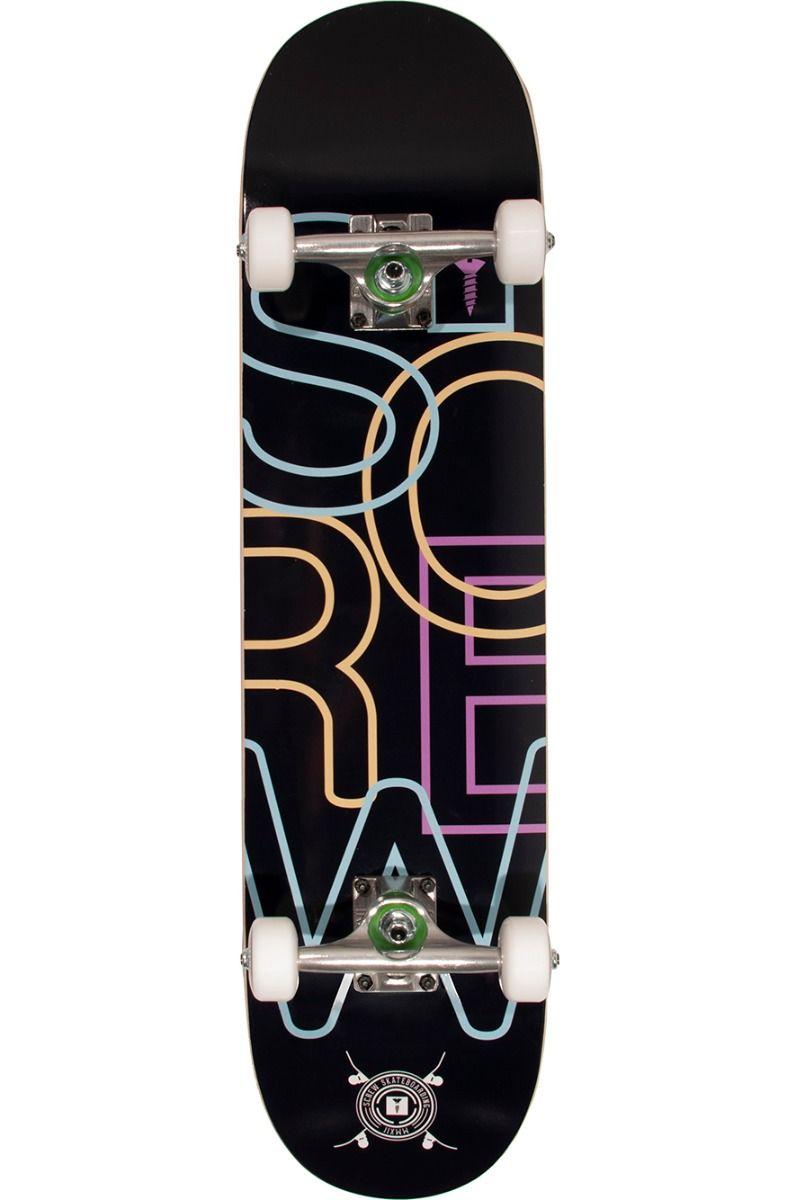 Street Skate Screw COLOR LINE # CO 19 201_7.75
