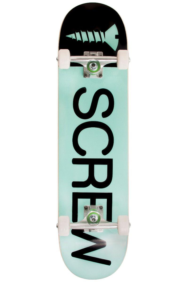 Street Skate Screw 7.75? COLOR LINE #21 005 Aqua