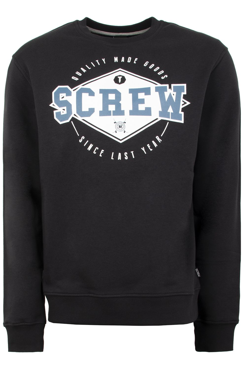Sweat Basica Screw LOGO TARGET Dk Charcoal