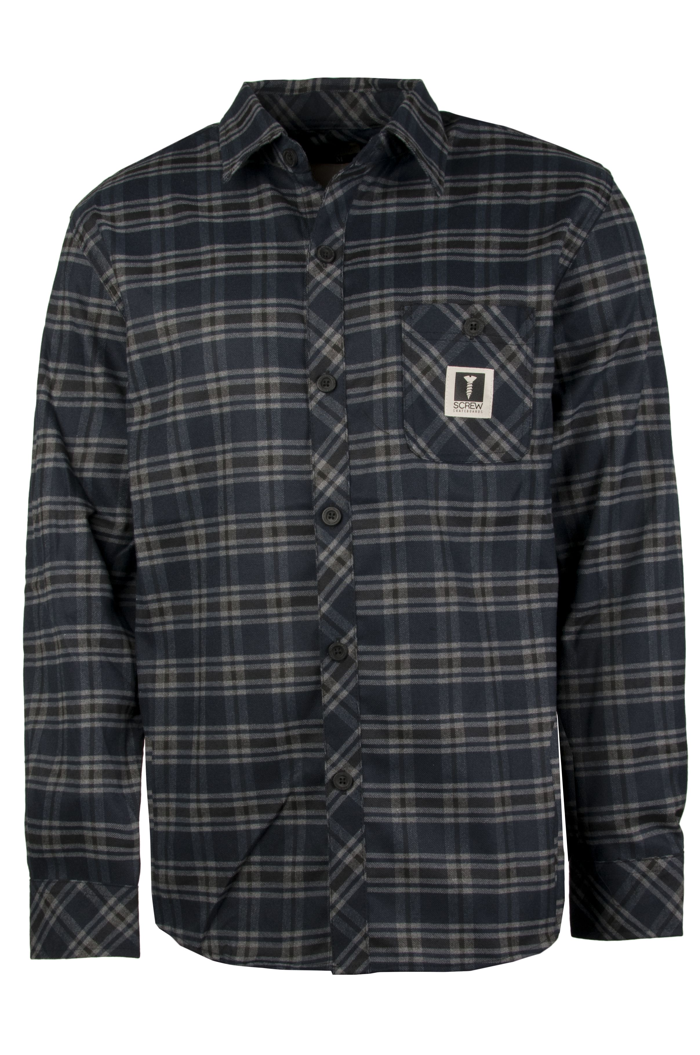Screw Shirt CURBS?21 Navy