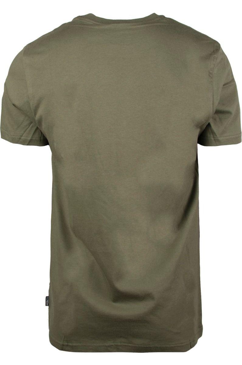 T-Shirt Screw SKATELAB Green Iguana