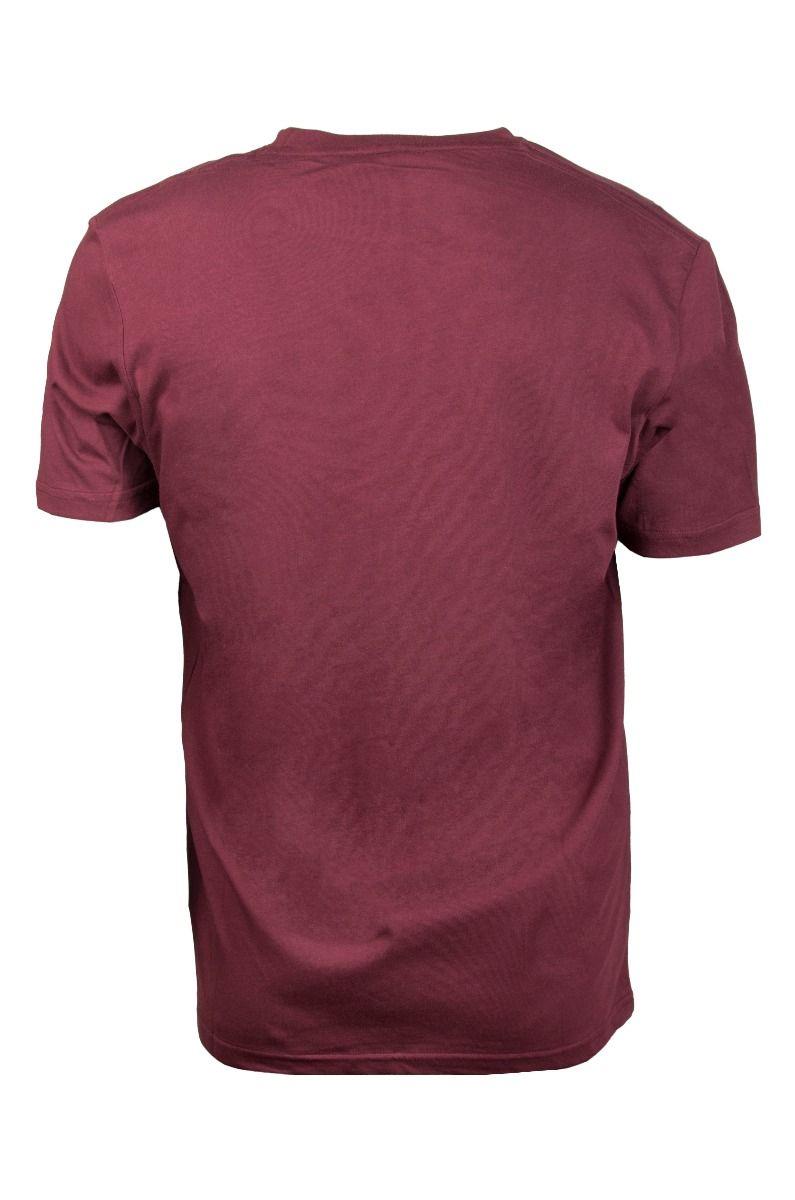 T-Shirt Screw KAOS SKT PARK Dark Wine