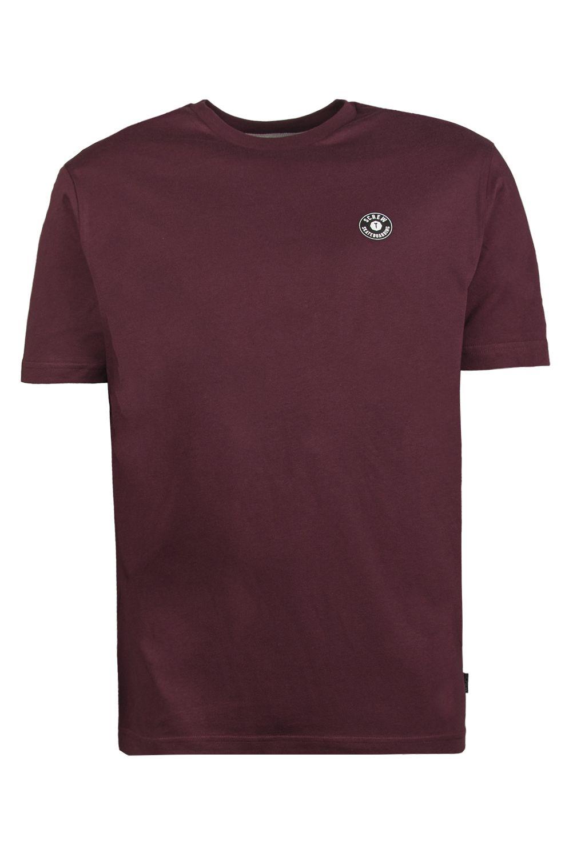 Screw T-Shirt SHOUT Dark Wine