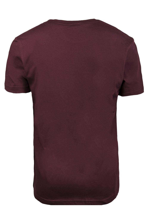 T-Shirt Screw SHOUT Dark Wine