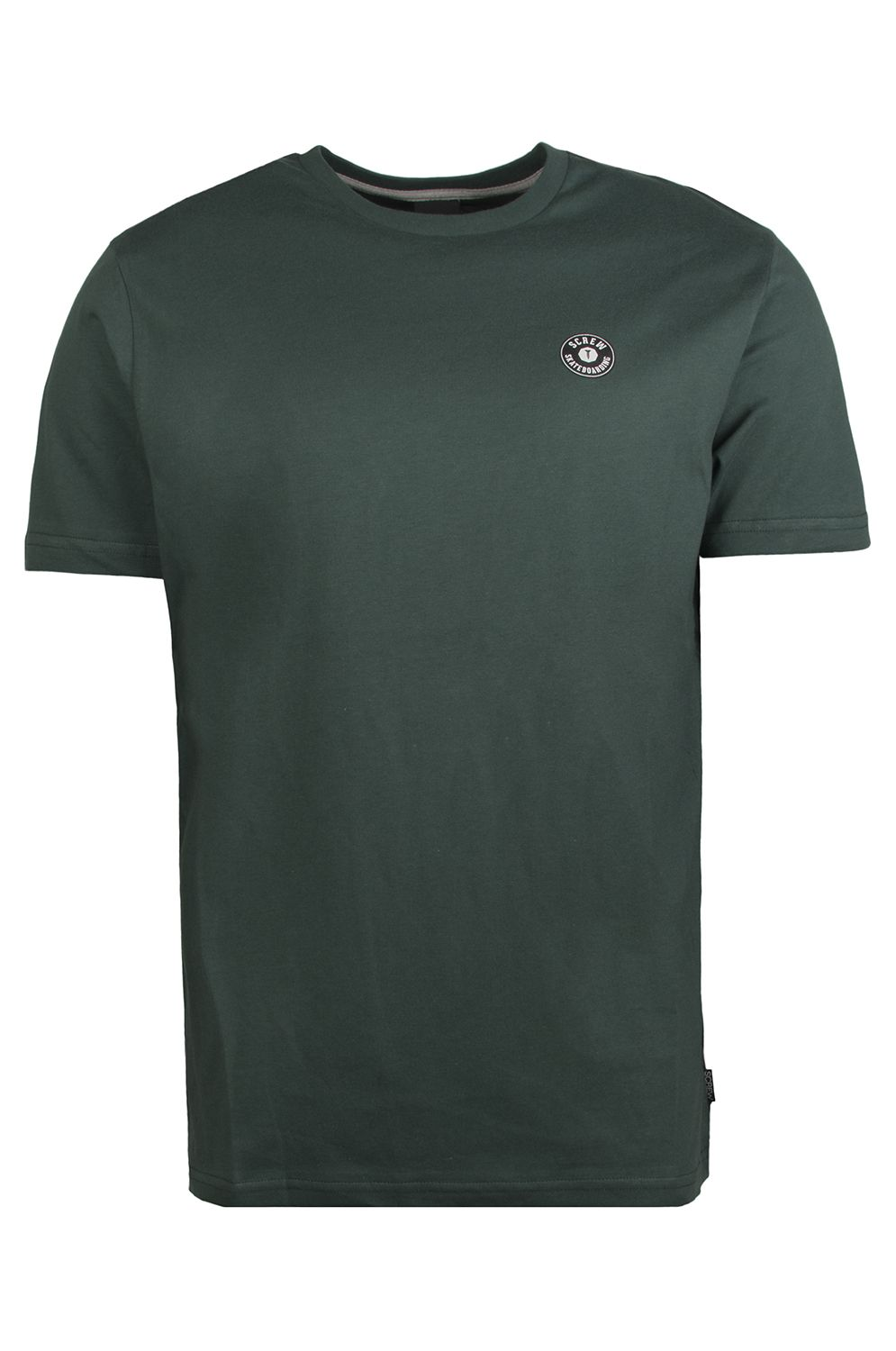 T-Shirt Screw SHOUT Dark Green