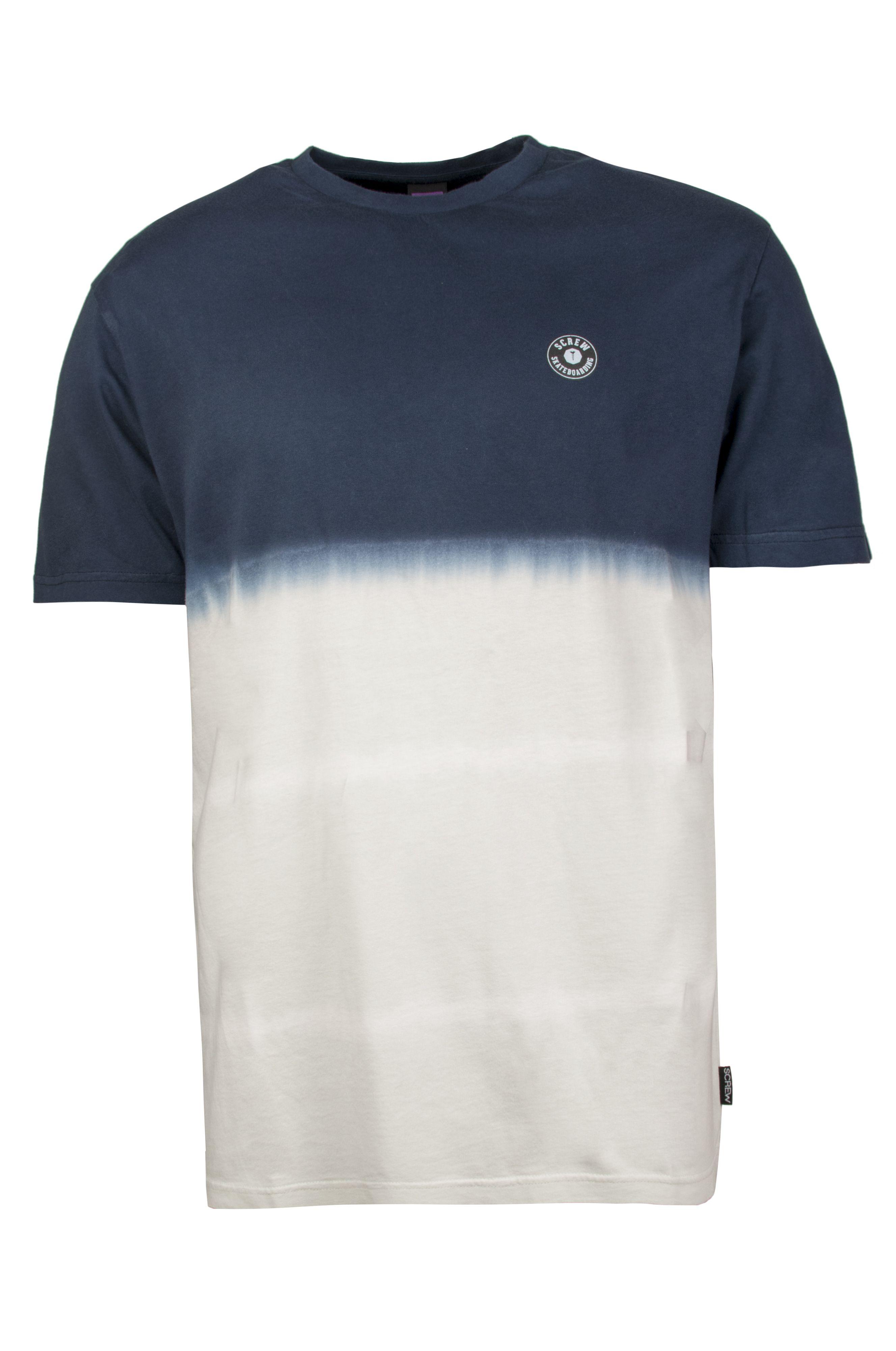 T-Shirt Screw NORTH BANK Navy