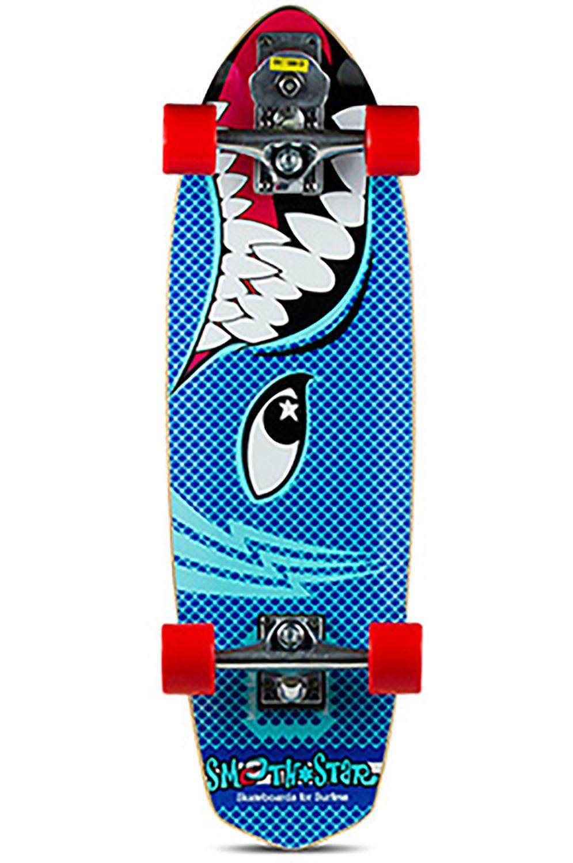 "Smoothstar Surf Skate 30"" BARRACUDA Blue"
